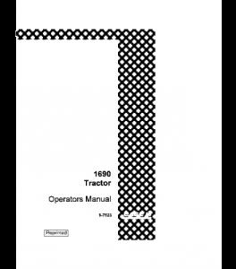 Case Ih 1690 Tractor Operators Manual Download   eBooks   Automotive