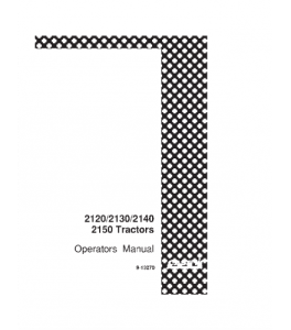 case ih 2120 2130 2140 2150 tractor operators manual download