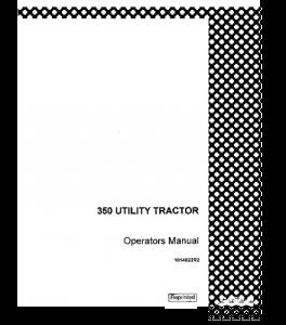 Case Ih 350 Gas International Utility Wheatland Tractor Operators Manual Download | eBooks | Automotive