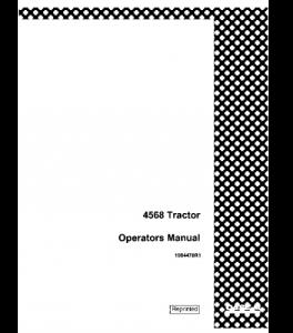 Case Ih 4568 Tractor Operators Manual Download | eBooks | Automotive