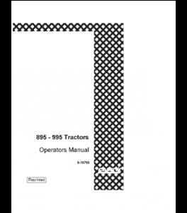 Case Ih 895 995 With Carraro Mfd Axle Tractor Operators Manual Download | eBooks | Automotive