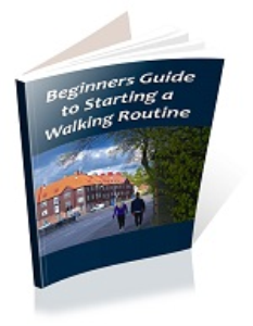 beginner's guide to start a walking routine