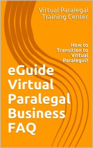 eguide - virtual paralegal business faq