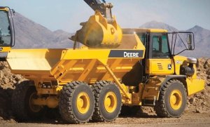 John Deere 250D and 300D Articulated Dump Truck (SN.609166-626760) Diagnostic Service Manual (TM1160) | Documents and Forms | Manuals