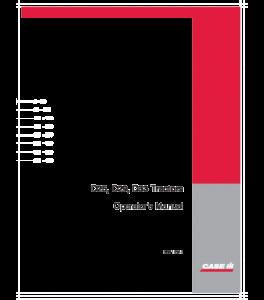 Case Ih D25 D29 D33 Tractor Operators Manual Download   eBooks   Automotive