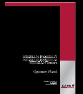 Case Ih Farmall 60 70 80 90 95 Tractor Operators Manual Download   eBooks   Automotive