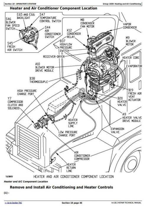 First Additional product image for - Bell B25C Articulated Dump Truck Service Repair Technical Manual (tm1812)