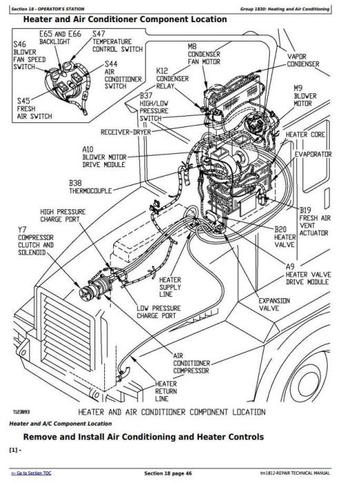 Bell B25C Articulated Dump Truck Service Repair Technical