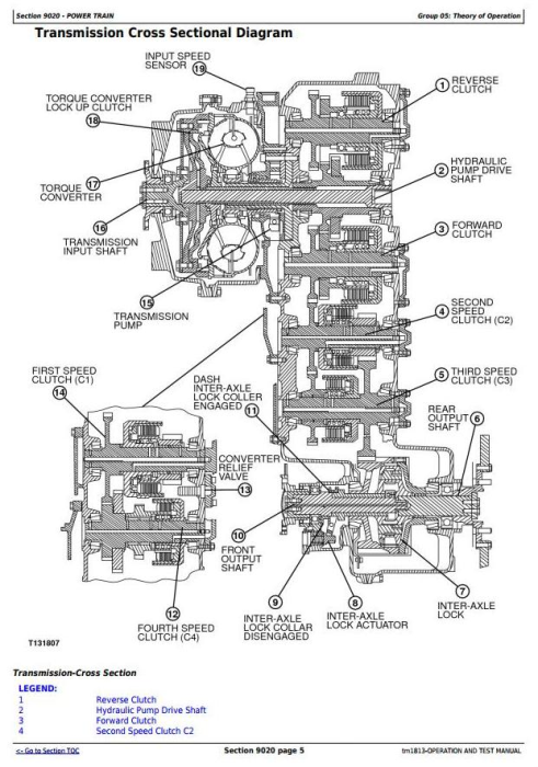Second Additional product image for - Bell B30C Articulated Dump Truck Diagnostic, Operation and Test Service Manual (tm1813)