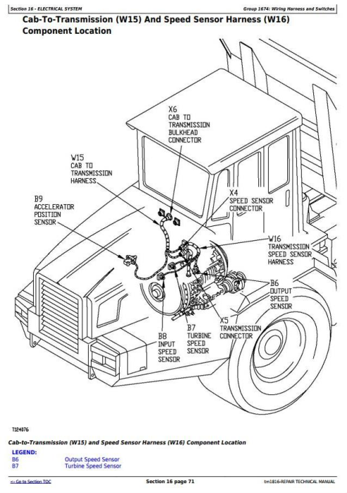 First Additional product image for - BELL B35C and B40C Articulated Dump Truck Service Repair Technical Manual (tm1816)