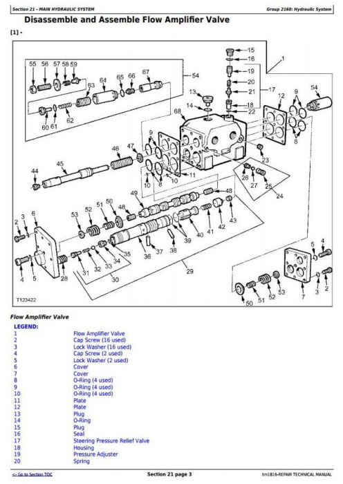 Second Additional product image for - BELL B35C and B40C Articulated Dump Truck Service Repair Technical Manual (tm1816)