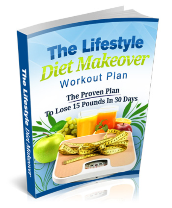 First Additional product image for - The Lifestyle Diet Makeover