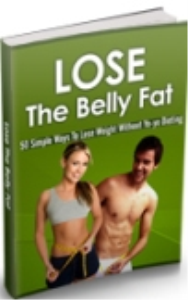 Lose The Belly Fat | eBooks | Health