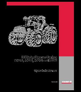 Case Ih Mx Series Magnum Mx215 Mx245 Mx275 Mx305 Tractor Operators Manual Download | eBooks | Automotive