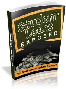 Student Loans Exposed | eBooks | Finance