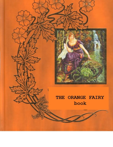 The Orange Fairy Book | eBooks | Children's eBooks