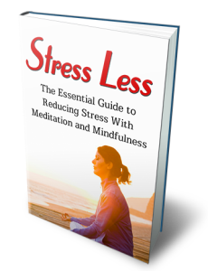 stress less -the essential guide to reducing stress with meditation and mindfulness