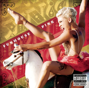 PINK Funhouse (2008) (LAFACE RECORDS) (EXPLICIT VERSION) (STRONG LANGUAGE) (12 TRACKS) 320 Kbps MP3 ALBUM | Music | Popular