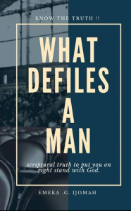 What defiles a man | eBooks | Religion and Spirituality