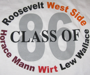 "Class of ""86""- -50th Birthday Bash Video 