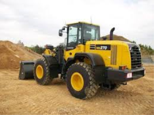 Komatsu WA270-7 Wheel Loader Service Manual Download | eBooks | Automotive