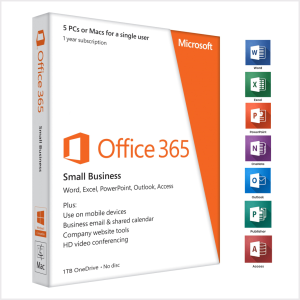 microsoft office 365 business 1tb | 1 year