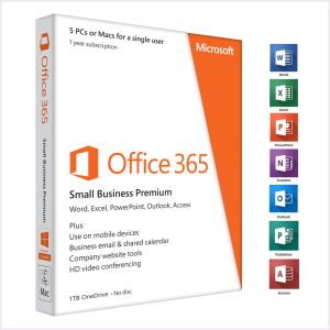 microsoft office 365 business premium 1tb | 1 year