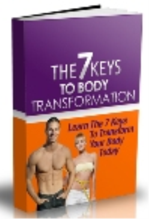 First Additional product image for - The 7 Keys To Body Transformation