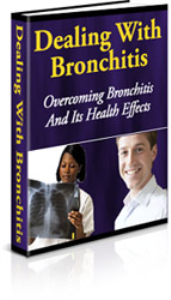 Dealing With Bronchitis | eBooks | Health