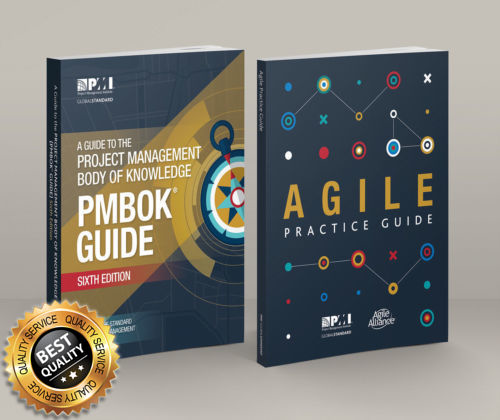 First Additional product image for - PMI PMBOK Guide 6th Edition 2018 + Agile Practice Guide [PDF]