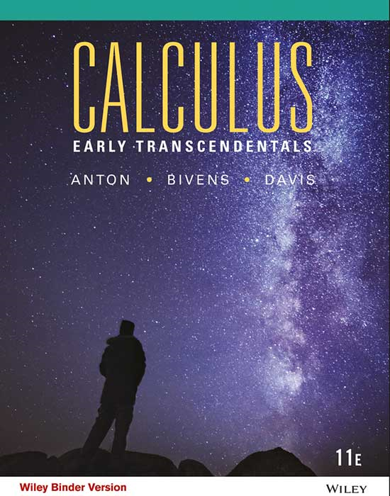 First Additional product image for - Calculus Early Transcendentals 11th edition [PDF] [High Quality]