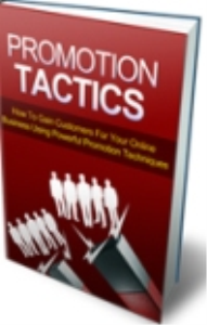 Promotion Tactics | eBooks | Business and Money