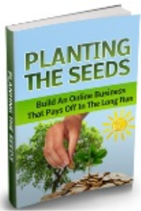 Planting The Seeds | eBooks | Non-Fiction