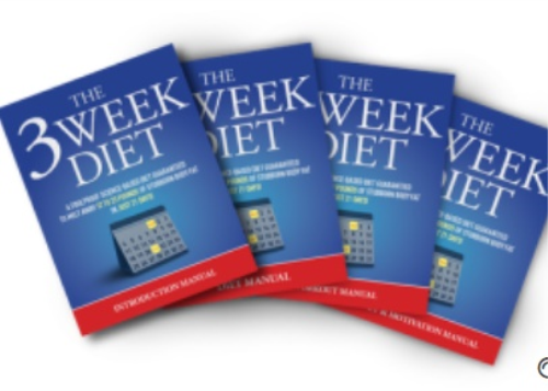Third Additional product image for - The 3 Week Diet System - Lose Up to 21 Pounds In Just 21 Days eBook PDF