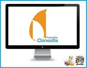 clonezilla – partition and disk imaging/cloning