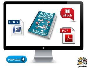 Affiliate Marketing Crash Course 2018 | eBooks | Reference