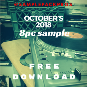 oct 2018 free sample pack