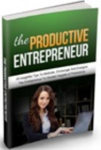 the productive entrepreneur