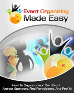 Events Organizing Made Easy | eBooks | Entertainment