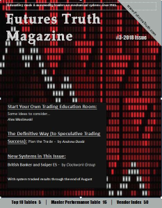 futures truth mag:  issue #3/2018