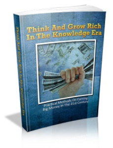 Think and Grow Rich in the Knowledge Era | eBooks | Business and Money