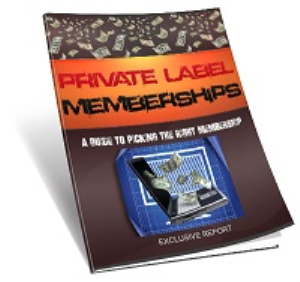 Private Label Memberships | eBooks | Business and Money