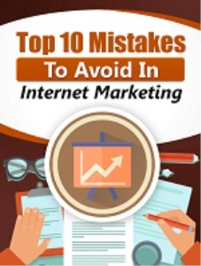 Top 10 Mistakes in Internet Marketing | eBooks | Business and Money