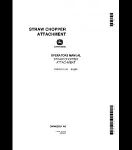 John Deere 55 65 95 96 105 106 Combine Operators Manual Omh65031 | eBooks | Automotive