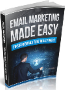 Email Marketing Made Easy | eBooks | Business and Money