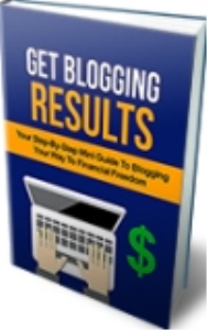 get blogging result