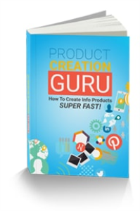 Product Creation Guru | eBooks | Reference