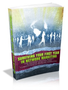 Surviving Your First Year in Network Marketing | eBooks | Business and Money