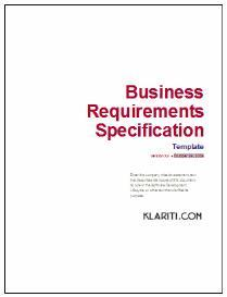 Business requirements template software software templates cheaphphosting