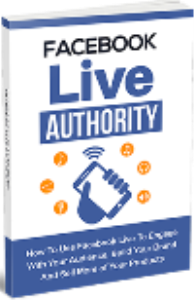 Facebook Live Authority | eBooks | Business and Money